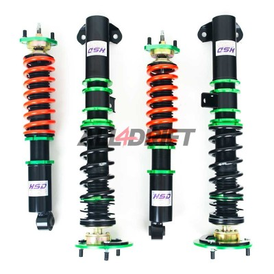HSD MONOPRO coilovers for BMW E46 + rear TRUE COILOVERS