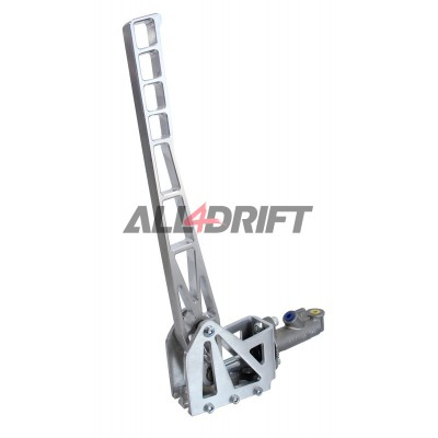 Reversible aluminum hydraulic handbrake SKELETOR - pumpa OBP