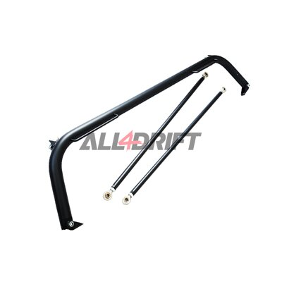 Sports seat belt holder - Harness bar for BMW E36