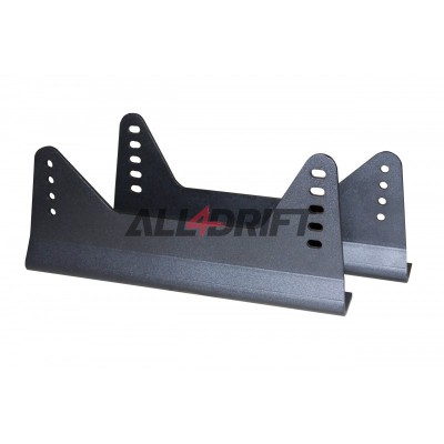 Universal aluminium side mount for racing seats - FIA