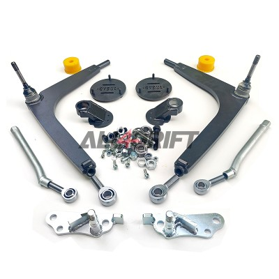 Lock Kit  to increase the steering (steering angle) BMW E46 - CYBUL