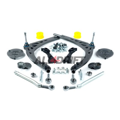 Lock Kit to increase the steering (steering angle) BMW E30/E36 - CYBUL