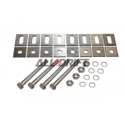 Rear camber and toe adjustment kit e21/e30/e34/e36 COMPACT v.2