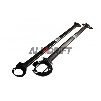 Strut bars BMW E30 - top, front + rear
