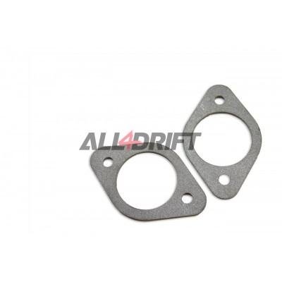 Reinforcement plate of the rear shock absorber in the BMW E30 / E36 / E46 / Z3 / Z4