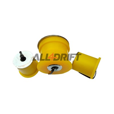 Polyurethane differential bushings BMW E46