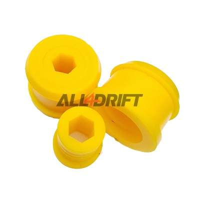 Front arm polyurethane bushings BMW E46