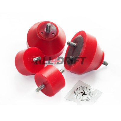 Polyurethane Transmision mount and engine mount BMW E30/E34/E36/E46