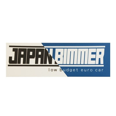 Sticker JAPAN BIMMER (RICEDELIVERY)