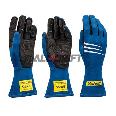 Racing gloves Sabelt CHALLENGE TG-3