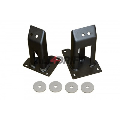 Engine brackets BMW E30 V8