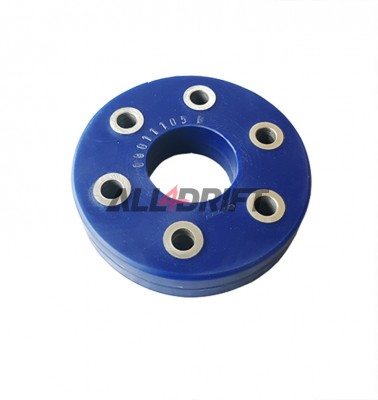 Hardy coupling (flexible drive shaft joint) - polyurethane